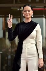 KATY PERRY at Capitol Records Honored by the Hollywood Chamber of Commerce with a