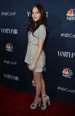 KELLI BERGLUND at NBC & Vanity Fair 2016/2017 Season Celebration in Los Angeles 11/02/2016