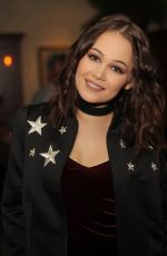 KELLI BERGLUND at Wolk Morais Collection 4 Fashion Show in Los Angeles 11/13/2016
