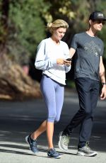 KELLY ROHRBACH Out and About in Los Angeles 11/02/2016