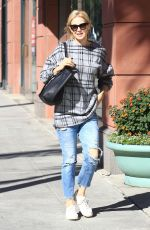 KELLY RUTHERFORS Out and About in Beverly Hills - 11/14/16