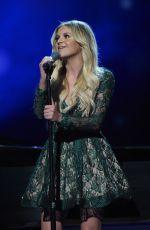 KELSEA BALLERINI at CMA 2016 Country Christmas in Nashville, 11/08/2016