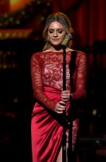 KELSEA BALLERINI at CMA 2016 Country Christmas in Nashville, 11/08/2016