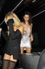 KENDALL JENNER and HAILEY BALDWIN at Kendall