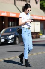 KENDALL JENNER Out and Abour in Beverly Hills 11/13/2016