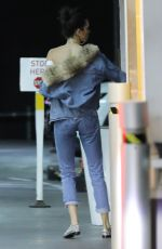 KENDALL JENNER Out in Beverly Hills 11/09/2016