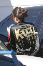 KENDALL JENNER Out in Los Angeles 11/03/2016