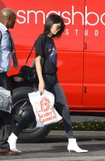 KENDALL JENNER Out Shopping in West Hollywood 11/16/2016