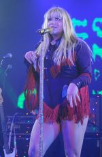 KESHA Performs at 20th Annual Best Buddies Gala in Miami 11/18/2016