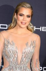 KHLOE KARDASHIAN at 2016 Angel Ball in New York 11/21/2016