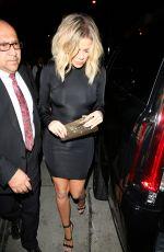 KHLOE KARDASHIAN at Kendall Jenner