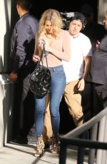 KHLOE KARDASHIAN Out Shopping in Hollywood 11/05/2016