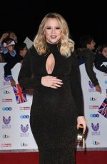 KIMBERLEY WALSH at Pride of Britain Awards 2016 in London 10/31/2016