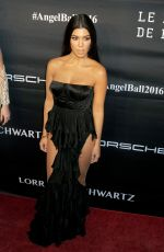 KOURTNEY KARDASHIAN at 2016 Angel Ball in New York 11/21/2016