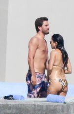 KOURTNEY KARDASHIAN in Bikini in Los Cabos 11/12/2016
