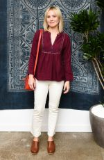 KRISTEN BELL at Madewell Celebrates The Holidays in Beverly Hills 11/15/2016