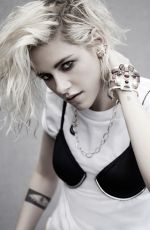 KRISTEN STEWART by Zack Zhang Photoshoot