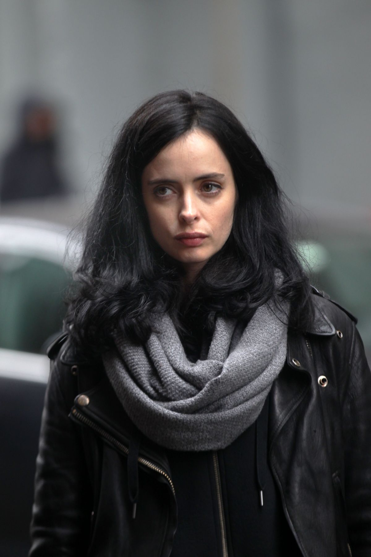 KRYSTEN RITTER on the ...