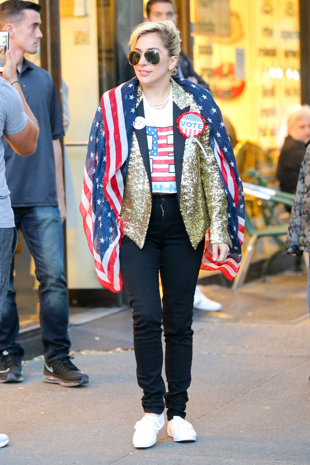 lady-gaga-arrives-at-the-polls-to-vote-i