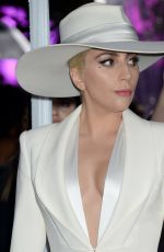 LADY GAGA at 2016 American Music Awards at The Microsoft Theater in Los Angeles 11/20/2016
