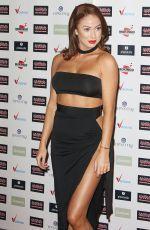 LAURA CARTER at Urban Music Awards 2016 in London 11/26/2016