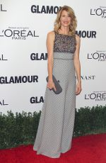 LAURA DERN at Glamour Women of the Year 2016 in Los Angeles 11/14/2016