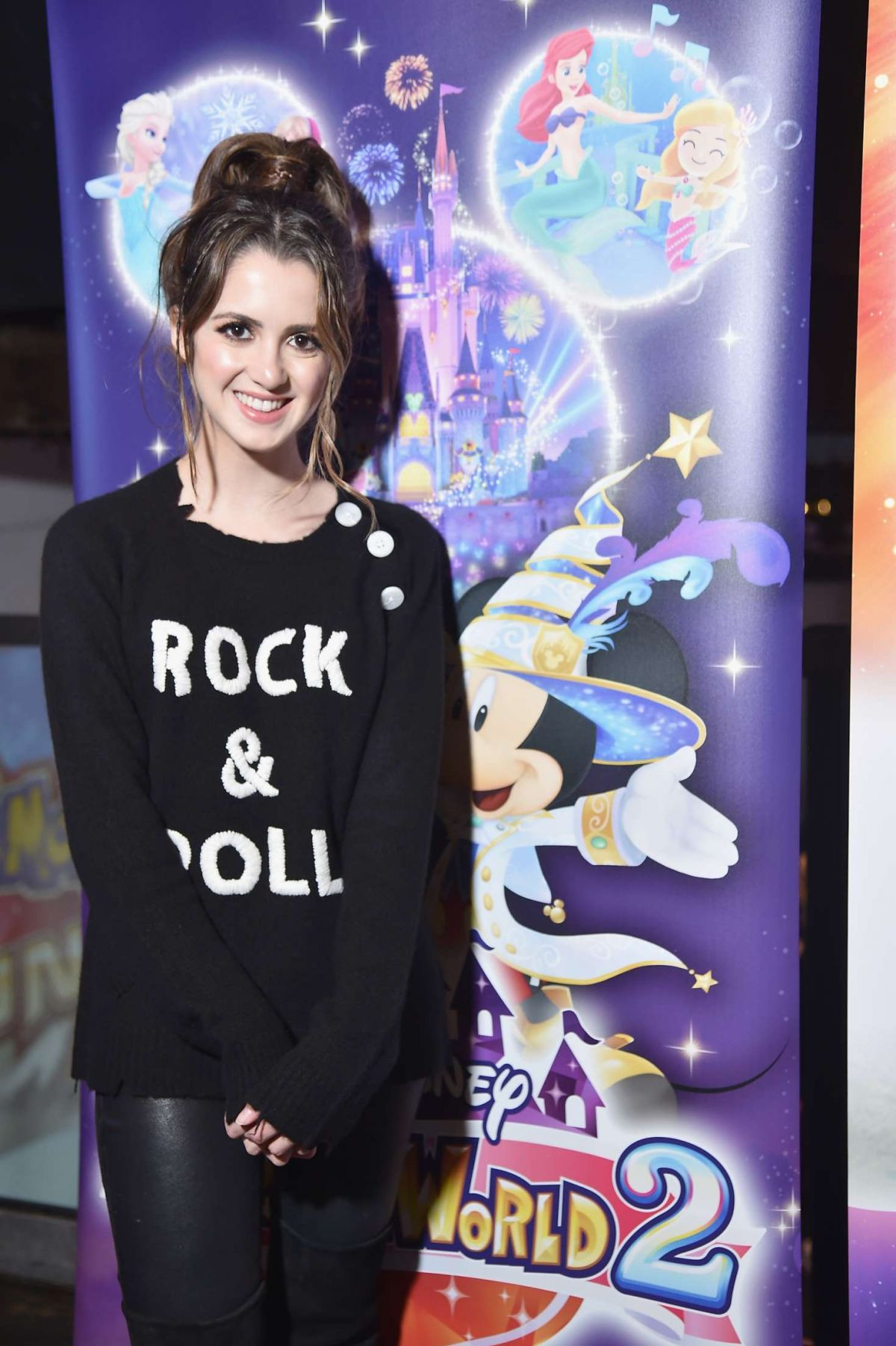 LAURA MARANO at Nintendeo 3ds Girls Love Gaming Event in New York 11/05/2016