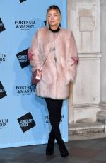 LAURA WHITMORE at Fortnum & Mason VIP Launch Party in London 11/16/2016