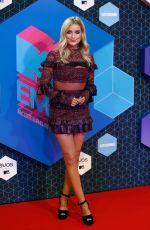 LAURA WHITMORE at MTV Europe Music Awards 2016 in Rotterdam 11/06/2016