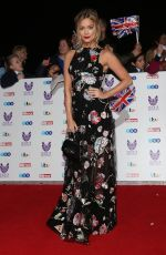 LAURA WHITMORE at Pride of Britain Awards 2016 in London 10/31/2016