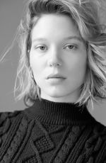 LEA SEYDOUX in Esquire Magazine, September 2016