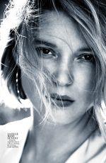 LEA SEYDOUX in Madame Figaro Magazine, France November 2016 Issue