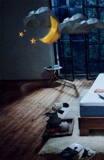 LENA MEYER-LANDRUT by Florian Grill for Emma Mattresses