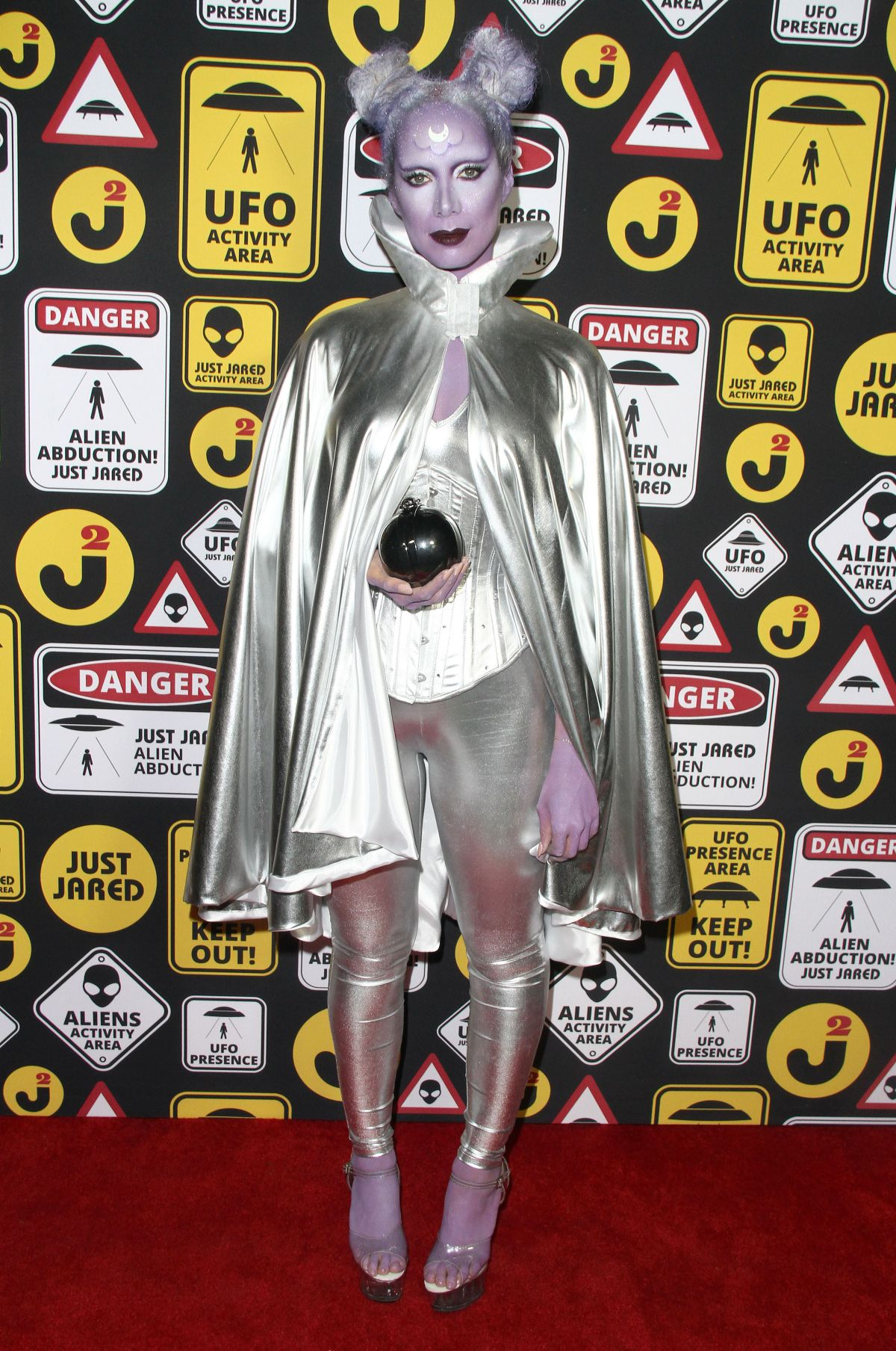 LEONA LEWIS at Just Jared's Annual Halloween Party in Los Angeles ...