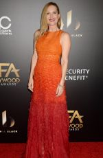 LESLIE MANN at 20th Annual Hollywood Film Awards in Beverly Hills 11/06/2016