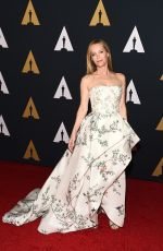 LESLIE MANN at AMPAS' 8th Annual Governors Awards in Hollywood 11/12/2016