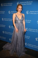 LEVEN RAMBIN at American Museum of Natural History Gala in New York 11/17/2016
