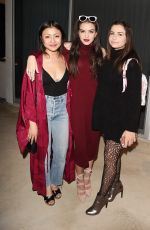 LILIMAR HERNANDEZ at YSBnow Friendsgiving in Los Angeles 11/12/2016