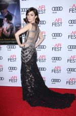 LILY COLLINS at