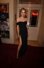 LILY DONALDSON at Evening Standard Theatre Awards in London 11/13/2016