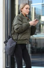 LILY-ROSE DEEP Out Shopping in Beverly Hills 11/21/2016
