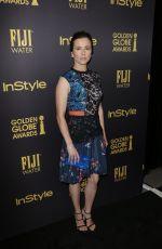 LINDA CARDELLINI at HFPA & Instyle's Celebration of Golden Globe Awards Season in Los Angeles 11/10/2016