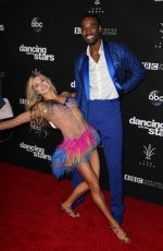 LINDSAY ARNOLD at Dancing with the Stars Season 23 Finale in Los Angeles 11/22/2016