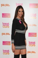 LISA SNOWDON at Breast Cancer Care Show in London 11/02/2016