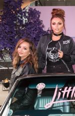 LITTLE MIX at Glory Days Album Photocall in West London 11/19/2016
