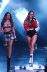 LITTLE MIX Performs on The X Factor in Milan 11/24/2016