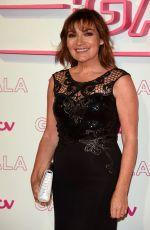LORRAINE KELLY at ITV Gala in London 11/24/2016