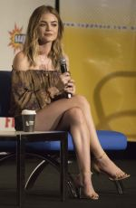 LUCY HALE at Supanova Pop Culture Expo in Brisbane 11/12/2016