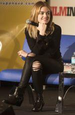 LUCY HALE at Supanova Pop Culture Expo in Brisbane 11/13/2016