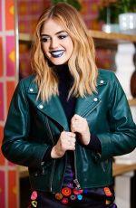 LUCY HALE for Cosmopolitan Magazine, November 2016